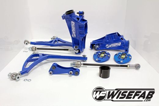 Wisefab Lock Kit for BMW 1 Series E8X / 1M