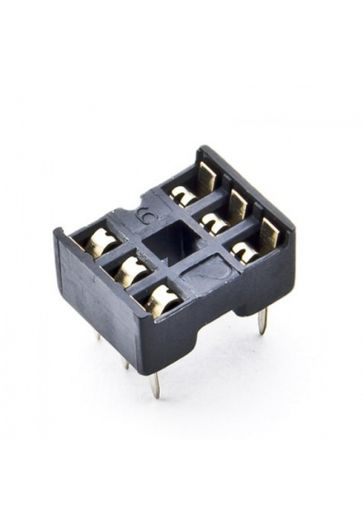 Socket Machine Pin ST 6