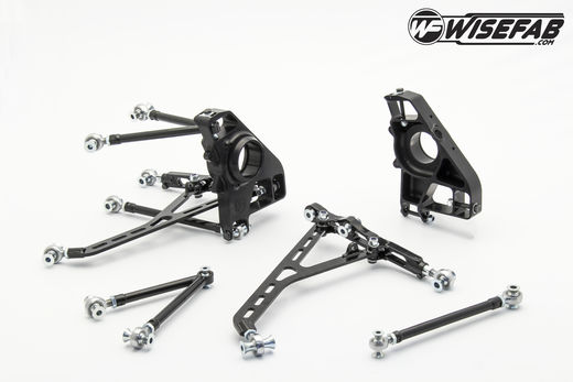Wisefab Rear Track Kit for Honda S2000